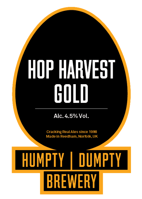 Hop Harvest Gold