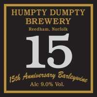 15 (Anniversary Barleywine)