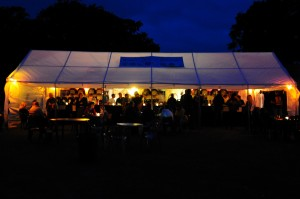 Reedham Beer Festival Night Shot